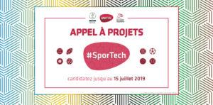 Lancement d'un Appel à projets Sportech