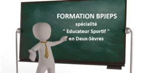 Le saviez-vous ? Il est possible de passer deux BPJEPS en Deux-Sèvres !
