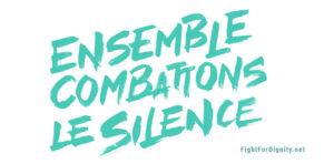 Lancement de la campagne « Ensemble, combattons le silence »