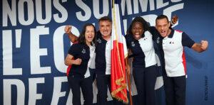 Les porte-drapeaux olympiques et paralympiques dévoilés !
